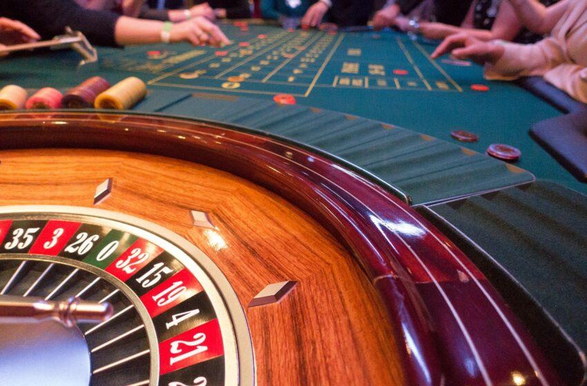 Veilig spelen in het online casino